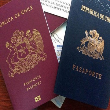 Buy Chile Passport Online
