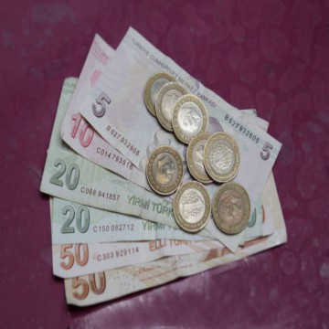 Turkish Lira Counterfeit Money Banknotes